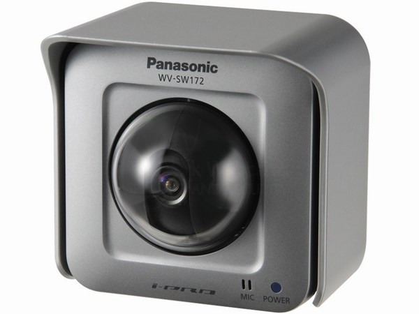CAMERA IP PANSAONIC WV-SW172